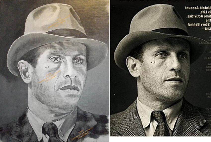 Oskar Schindler by lhommeloiret